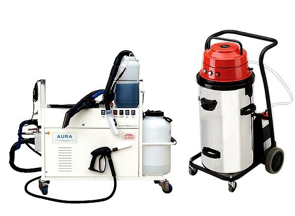 STEAMCARPOWER PRO 2 + Aspirateur séparé 2600 W
