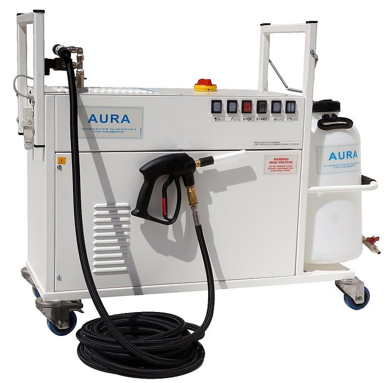 Nettoyeurs vapeur ELECTRIQUES - Injection vapeur
