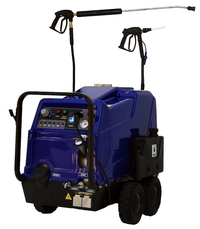 STEAM POWER PLUS - Nettoyage Vapeur 230V
