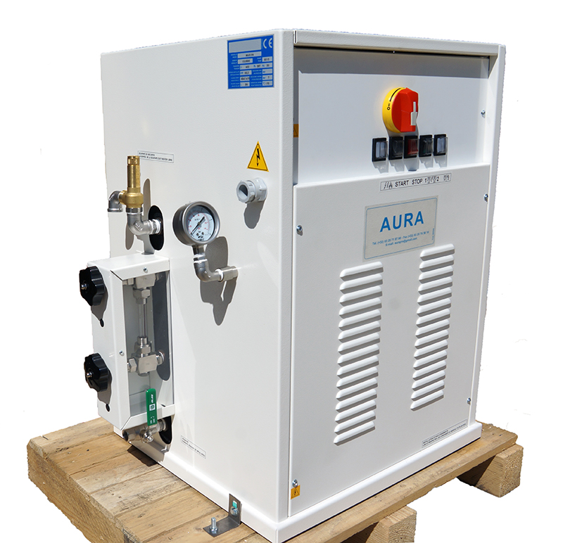 Générateur vapeur pour capsuleuses